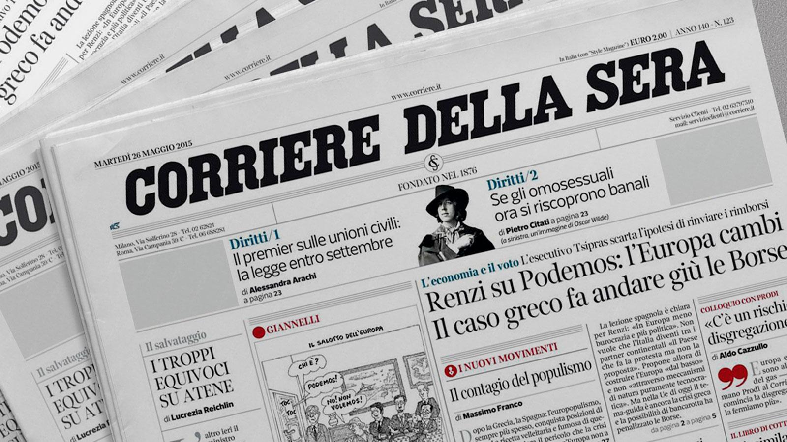 Corriere della Sera: Giusto vedere Red Land anche per pagare un debito
