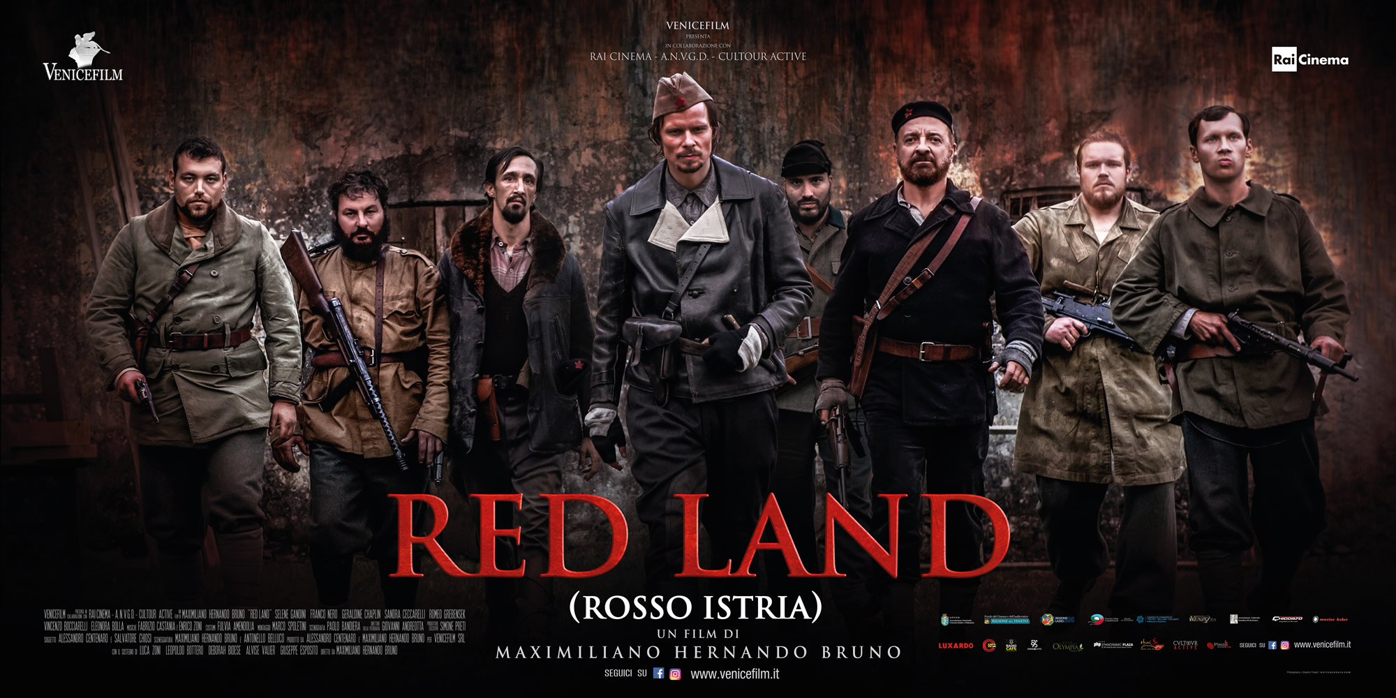 AVVENIRE: Cinema. «Rosso Istria», il film che rompe il silenzio sulle Foibe